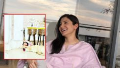 Mom-to-be Anushka Sharma snuggles with her dog; says they are the 'serial chillers in the house' - view pic