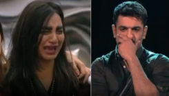 Bigg Boss 14: Arshi Khan breaks down after Eijaz Khan quits the show - watch video