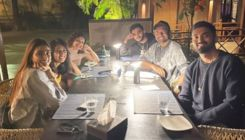 Rumoured couple Athiya Shetty and KL Rahul have a dinner date with Robin Uthappa and his family