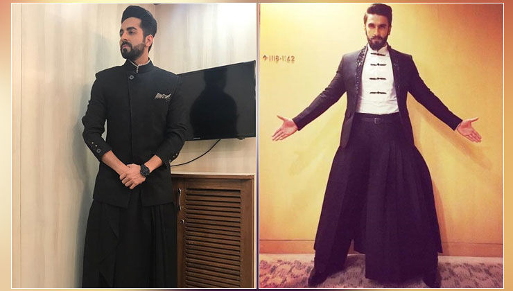 Ranveer Singh to Ayushmann Khurrana - actors who rocked an androgynous fashion look