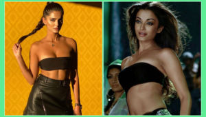 Aishwarya Rai's doppelganger Iranian model Mahlagha Jaberi breaks the internet with her hot bikini pics