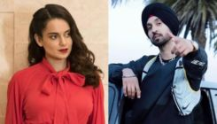 Kangana Ranaut takes a dig at Diljit Dosanjh for holidaying abroad; singer hits back by offering her job as his PR person