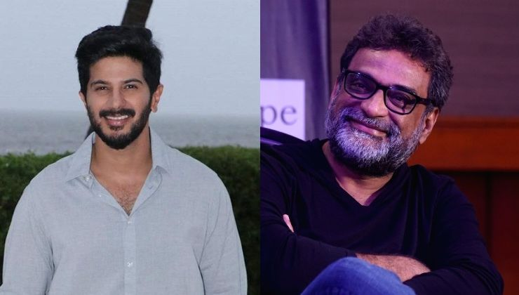 South superstar Dulquer Salmaan to play the lead in R Balki's next?