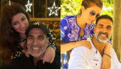 Akshay Kumar and Twinkle Khanna share the sweetest wish for each other on their 20th wedding anniversary