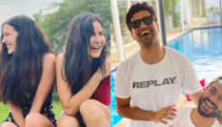 Katrina Kaif and Vicky Kaushal's viral New Year pics add fuel to romance rumours