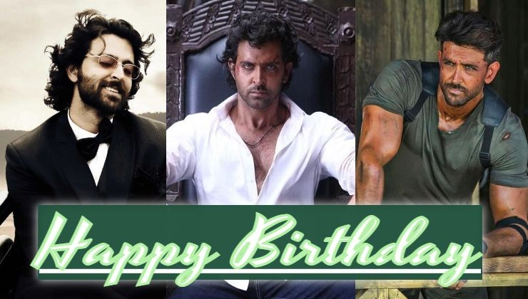 Hrithik Roshan Birthday Special: 5 best roles played by the handsome hunk