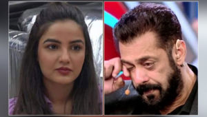 Jasmin Bhasin opens up on Salman Khan's emotional breakdown