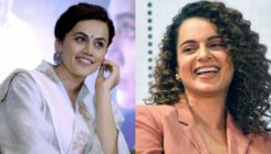 Taapsee Pannu shares cryptic post on 'jealousy' after Kangana Ranaut's comment; latter indirectly hits back,