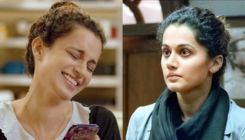 Kangana Ranaut takes a dig at Taapsee Pannu for copying her; says,