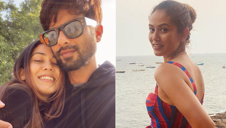 Shahid Kapoor's mushy comment on Mira Rajput's latest pictures is unmissable
