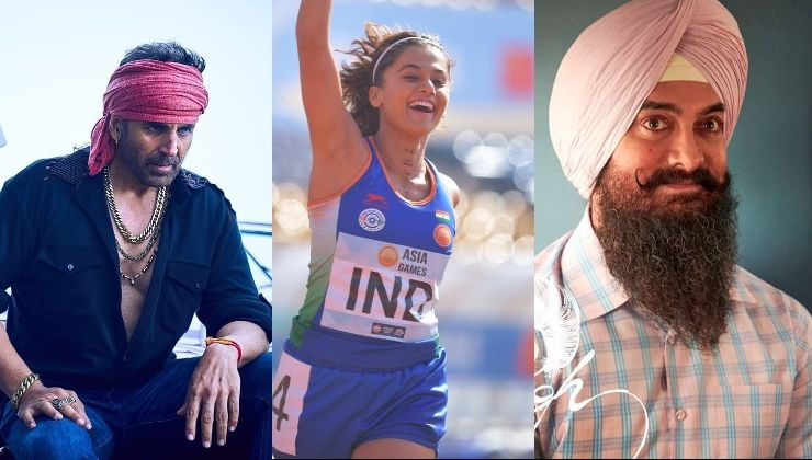 From 'Laal Singh Chaddha' to 'Bachchan Pandey'-Bollywood promises to pack a cinematic punch with big ticket movies in 2021