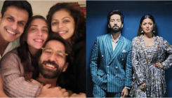 Nakuul Mehta-Jankee Parekh reunite with Drashti Dhami to ring in her birthday week