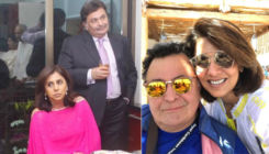 Neetu Kapoor remembers Rishi Kapoor on their 41st wedding anniversary; shares an emotional video