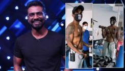 Remo D'Souza hits the gym after suffering a major heart attack- watch video