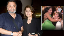 Neetu Kapoor reminiscences her first dance with her late hubby Rishi Kapoor
