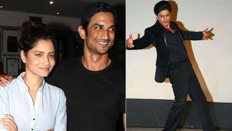 #SushantDay: Ankita Lokhande's latest video of Sushant Singh Rajput proves his love for Shah Rukh Khan