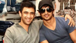 Amit Sadh recalls meeting Sushant Singh Rajput for the first time; gets emotional about the late star