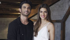 Kriti Sanon remembers Sushant Singh Rajput on his birth anniversary with an emotional post