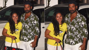 Kumkum Bhagya actor Shabir Ahluwalia and family return from Maldives vacation, view pics