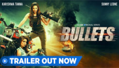 'Bullets' Trailer: Get ready for the weekend double trouble with fearless beauties Sunny Leone and Karishma Tanna