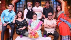 Wagle Ki Duniya cast graces The Kapil Sharma Show; watch video