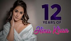 EXCLUSIVE: Hina Khan completes 12 years, recounts the ups and downs