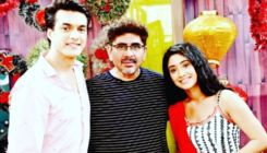 YRKKH: Producer Rajan Shahi cheers Mohsin Khan and Shivangi Joshi for their new journey