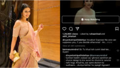 Divyanka Tripathi gives us a cue on how to gracefully react to trolls judging women