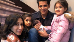 EXCLUSIVE: Karanvir Bohra: Bella and Vienna have turned little baby sitters for their sibling