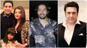 Varun Dhawan and Natasha Dalal wedding: Bachchan family and Govinda dropped from invite list