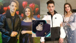 Asim Riaz and Himanshi Khurana are engaged? Latter flaunts a big diamond ring & leaves AsiManshi fans curious