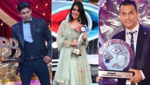 Ahead of Bigg Boss 14 finale, list of winners; Shweta Tiwari, Gauahar Khan to Dipika Kakar, Sidharth Shukla