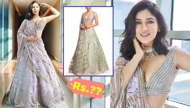 Bhumi Pednekar looks exquisite in this Manish Malhotra's lehenga; you need to splurge THIS whopping amount to get it