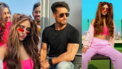 Disha Patani oozes oomph as she grooves to Mere Naseeb Mein's cover; Rumoured BF Tiger Shroff is all hearts
