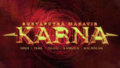 Suryaputra Mahavir Karna: Vashu Bhagnani's Pooja Entertainment unveils the title logo of their magnum opus