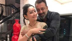Sanjay Dutt and Maanayata Dutt pen down romantic wishes for each other on their 13th wedding anniversary