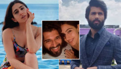 Sara Ali Khan shares her fangirl moment with Liger actor Vijay Deverakonda