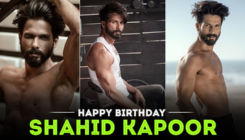 Happy Birthday Shahid Kapoor: Check out droolworthy pics of the Jersey actor