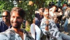 Actor Shahid Kapoor joins the 'Pawri Ho Rahi Hai' trend but there's a twist; watch viral video