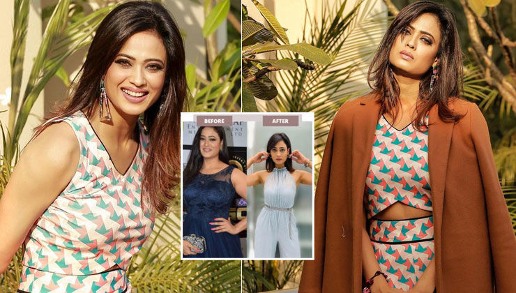 Shweta Tiwari nails the print co-ord look in new PICS; drops 'Then and Now' photo post weight loss