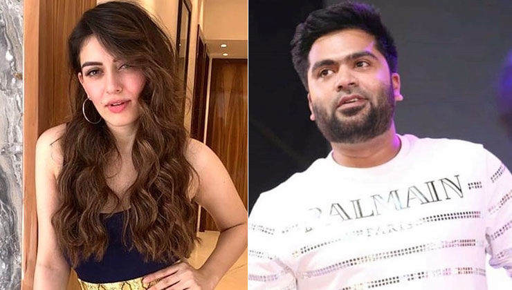 On Simbu's birthday, ex-girlfriend Hansika Motwani wishes her Maha co-star