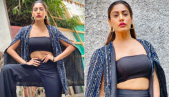Naagin 5 star Surbhi Chandna has the 'hottest' way to style her pants and tube top; Fans can't stop raving