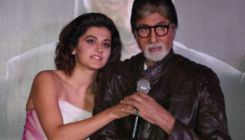 Taapsee Pannu and Amitabh Bachchan talk about trust and values in cryptic posts amidst the farmers' protest