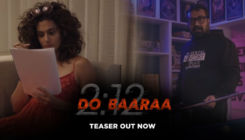 Dobaaraa: Taapsee Pannu and Anurag Kashyap reunite for a thriller; actress drops announcement teaser