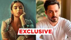 EXCLUSIVE: Emraan Hashmi on Alia Bhatt starrer Gangubai Kathiawadi: I'm NOT a part of the film anymore