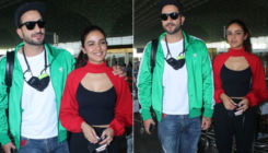 Aly Goni and Jasmin Bhasin jet off to Kashmir to celebrate former's birthday with family; view pics