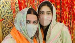 In Pics: Sara Ali Khan and mom Amrita Singh look ethereal as they visit Ajmer Sharif dargah in Ajmer