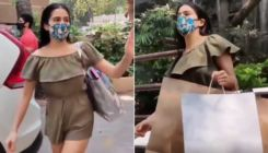 Sara Ali Khan brings gifts for Kareena Kapoor and Saif Ali Khan's newborn; watch video