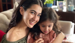 Sara Ali Khan shares adorable pictures with cousin Inaaya Naumi Kemmu with a cute caption