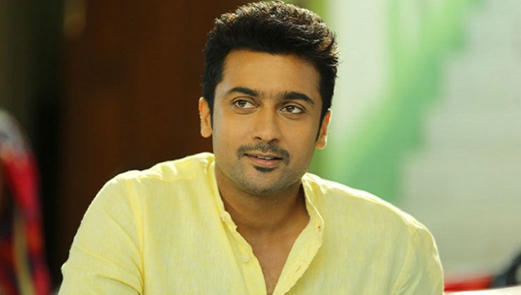 South superstar Suriya is Covid-19 positive